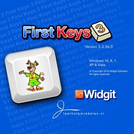 First Keys 3 (Widgit Software)
