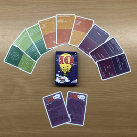 Het IQ spel - scala (gebruikt)