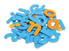 Voelletters (Tactile Letters)