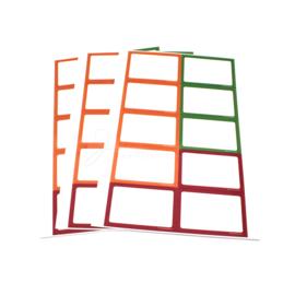 Flitskaarten, 30 stuks