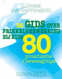 Boek: De gids over prikkelverwerking bij kids