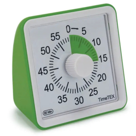 TimeTEX Timer MOD 60 min - Geluidloos