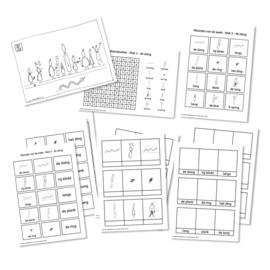 Spellingkleurplaten - Blok 3 - de slang (PDF-bestand)