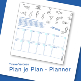 Plan je Plan - Planner