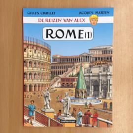 Boek: De reizen van Alex - Rome 1 (gebruikt)