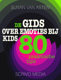 Boek: De gids over emoties bij kids