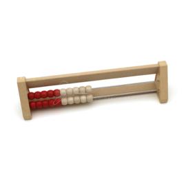 RE-Wood® Rekenrekje tot 20