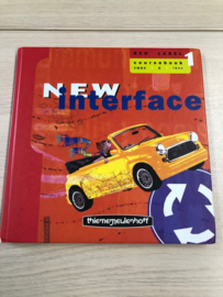 Boek: New interface 1 (gebruikt)