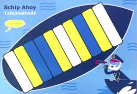 Schip Ahoy - Tafelmethode