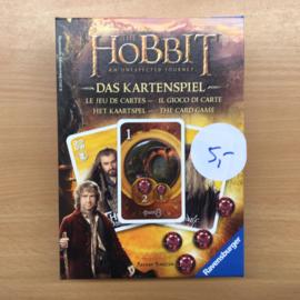 The Hobbit: Un Unexpected Journey - Het Kaartspel (gebruikt)