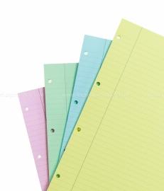 Gekleurd Schrijfblok A4