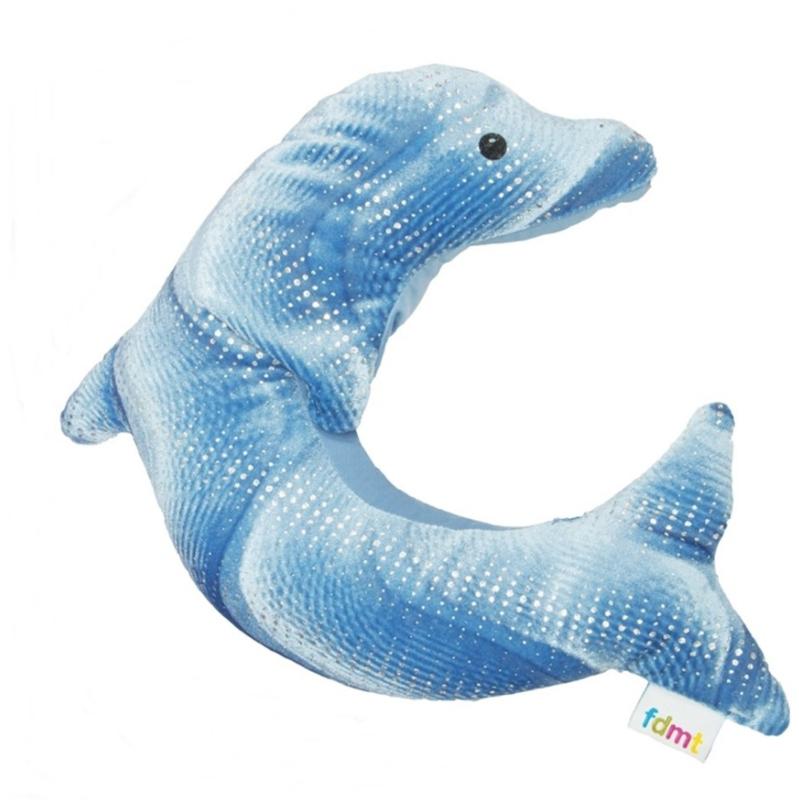 Manimo Verzwaringsknuffel, Dolfijn (2 kilo)