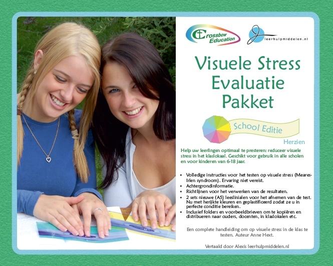 Visuele Stress Evaluatie pakket (herziene druk)