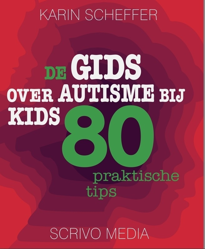 Boek: De gids over autisme bij kids
