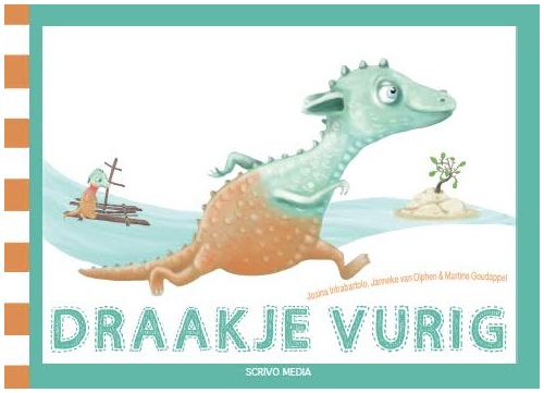 Boek: Draakje Vurig