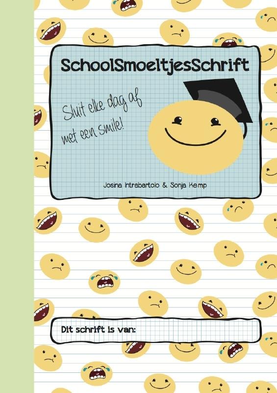 Het School SmoeltjesSchrift (5 stuks)