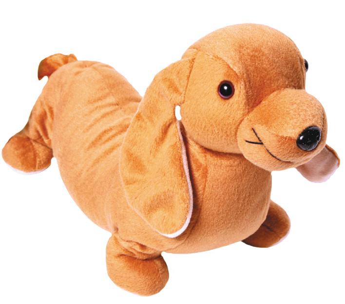 Verzwaringsknuffel - Hond