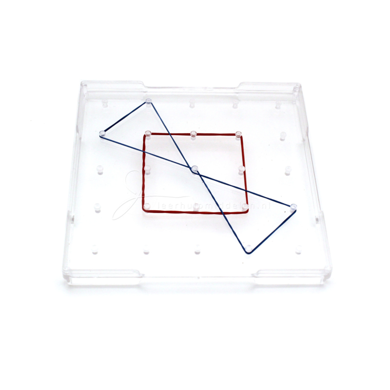 RE-Plastic® Geobord