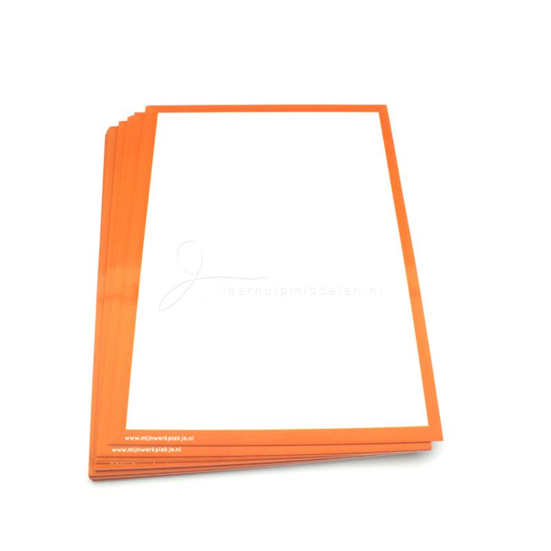 A4 wisbordjes, 30 stuks