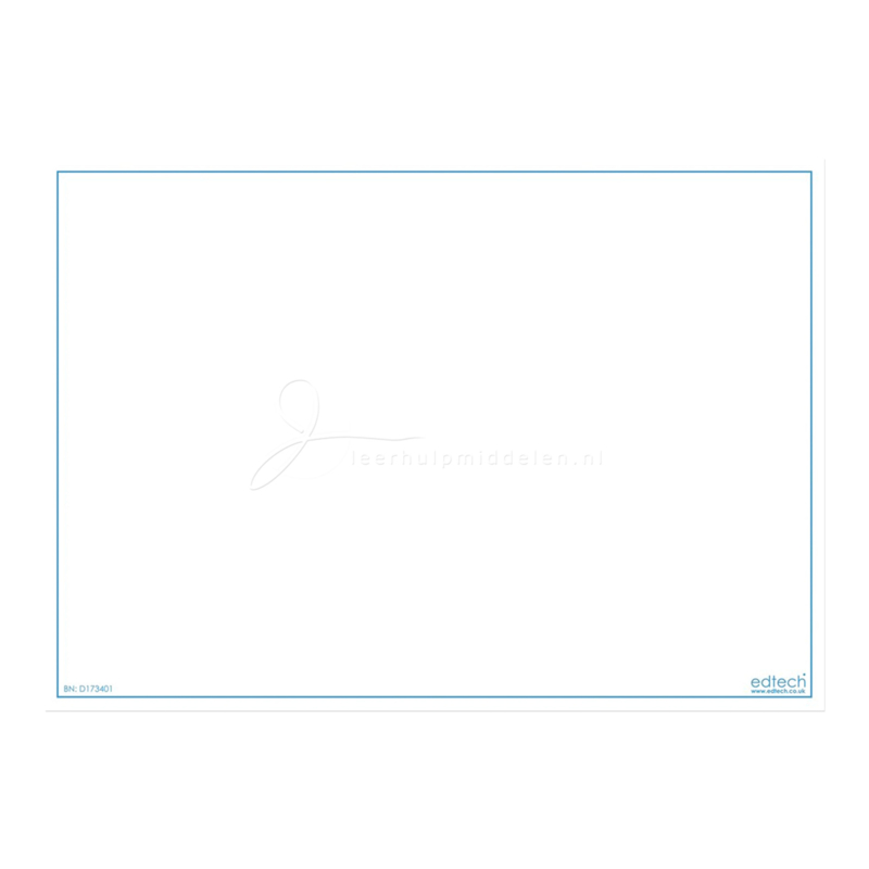 A4 whiteboards, 30 stuks