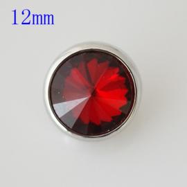 Drukker Crystal Metal stone red