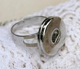 Drukker ring 18mm verstelbaar drukker diameter: c.a. 19mm