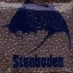 Per stuk Zakje Perlen Beads Stenboden bruin 52 D ca 50 gr