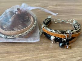 Workshoppakket DIY armband Boho Chique