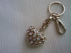 Kathy van Zeeland Luxe Tas- Sleutel Hanger