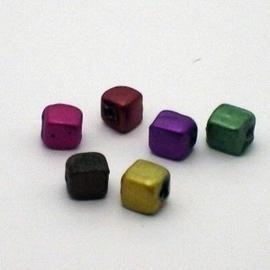 20 stuks acrylkraal 6x8mm