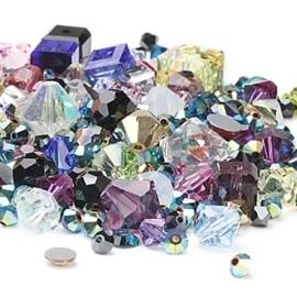 Swarovski &  Preciosa Kristal kralen