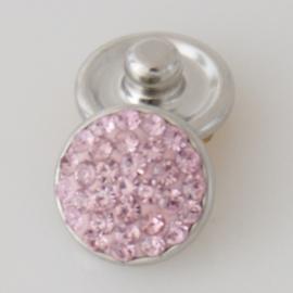 Drukker Rhinestone soft pink