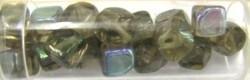 Gutermann kubus 8mm smoke AB ca 16st