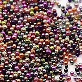 2.5 gram Glas Caviar Opaque Micro Pareltjes Mix