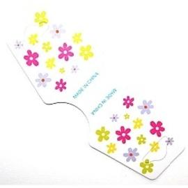 25  display kaartjes voor armbanden of kettingen 94 x 40mm op is op!