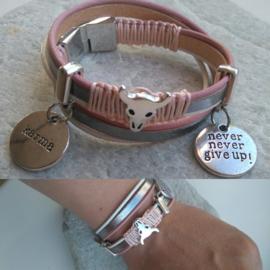 Leuke Boho Style armbanden set ♥