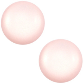1 x 12 mm classic cabochon Super Polaris Powder pink