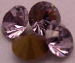 Doosje met 6 stuks Jewelry Stones (M.C. Chaton) 6mm Light Amethyst SS28