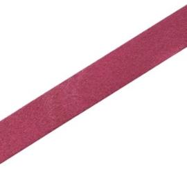 17 cm DQ leer plat 10mm Ruby red