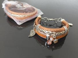 Workshoppakket DIY armband Forever