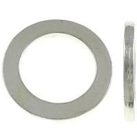 5 x Grote metalen gesloten  ring 32 x 2mm gat: c.a. 22,5mm