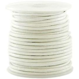 50 cm DQ Leer 3 mm Bright White