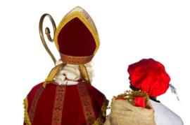 Sinterklaas pagina