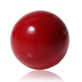 Klankbolletje 16mm voor een Engelenroeper rood