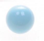 Klankbolletje 20mm voor een Engelenroeper licht blauw