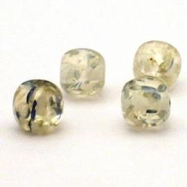 25 stuks  Acryl kraal 10 mm