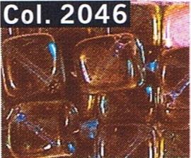 Gutermann kubus 8mm bruin AB ca 16st
