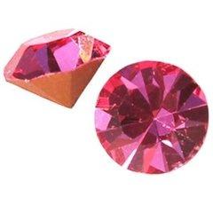 Kristallen punt , plat, diverse soorten