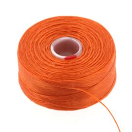 C-LON Rijggaren D ca. 70 meter 0,16mm licht oranje