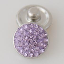 Drukker Rhinestone lilac